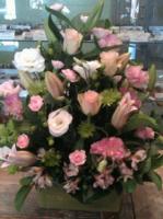 seniors flowers